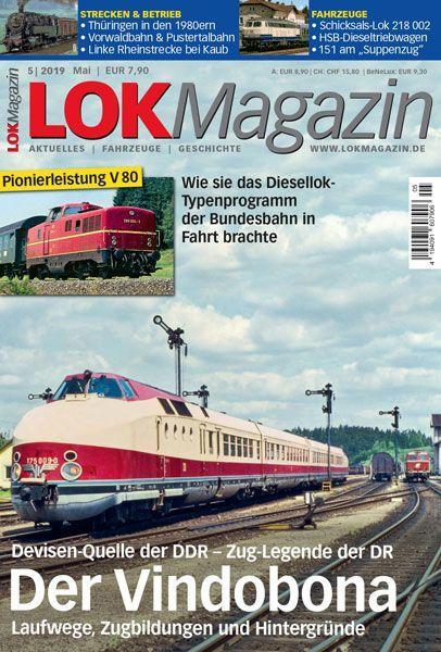 Lok Magazin 05/19