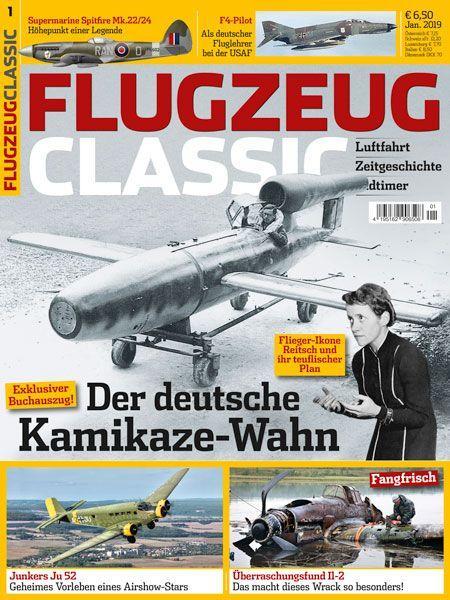 Flugzeug Classic 01/19