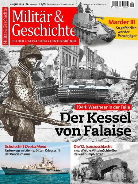 Militär & Geschichte 04/19