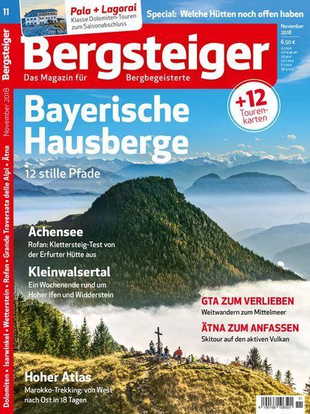 Bergsteiger 11/18