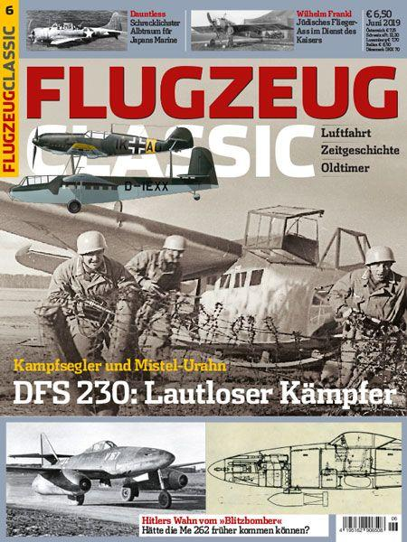 Flugzeug Classic 06/19