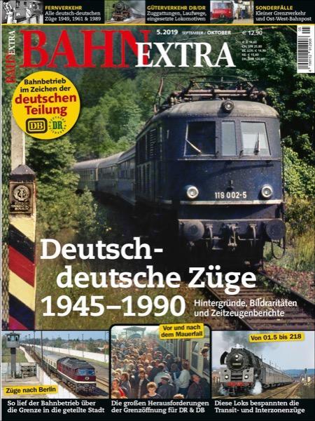 Deutsch-deutsche Züge 1949-1990