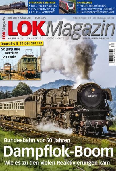 Lok Magazin 10/19