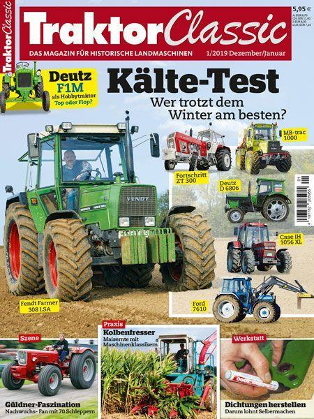 Traktor Classic 01/19