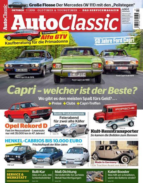Auto Classic 07/19