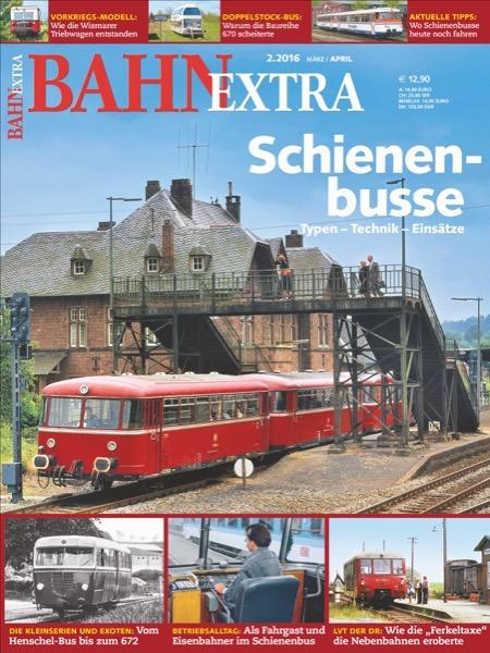 Schienenbusse in Deutschland
