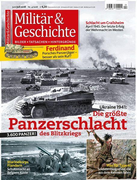 Militär & Geschichte 04/18