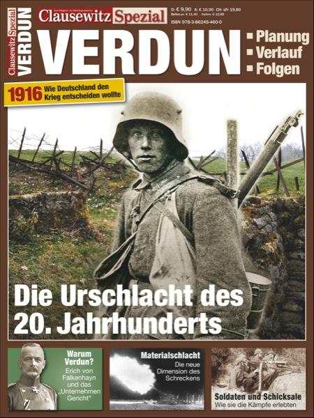 Clauswitz Spezial 11: Verdun