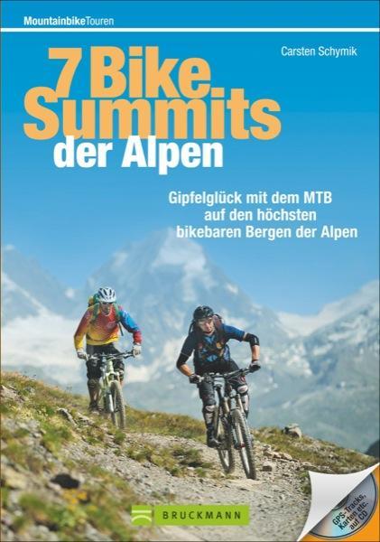 7 Bike-Summits der Alpen