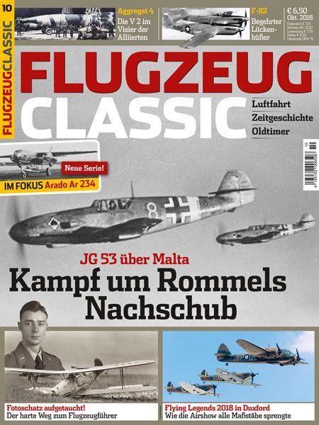 Flugzeug Classic 10/18