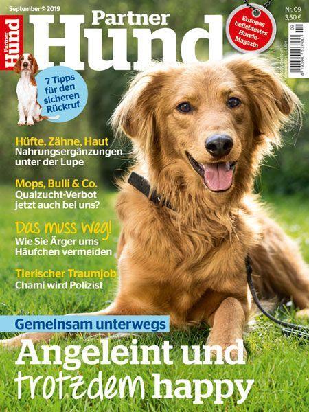Partner Hund 09/19