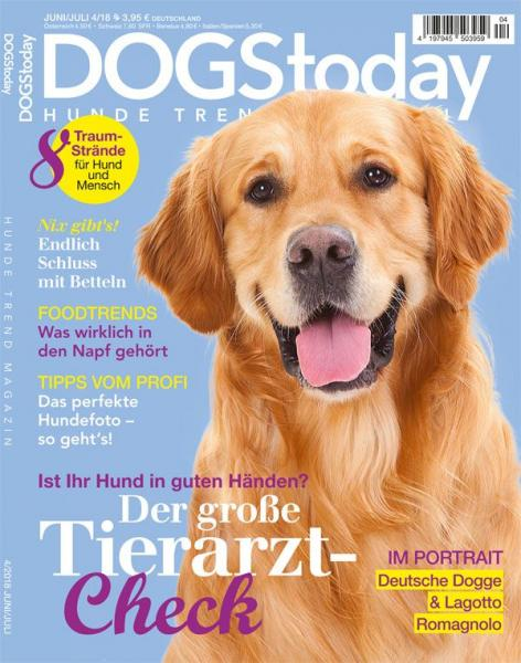 Dogs Today 04/18