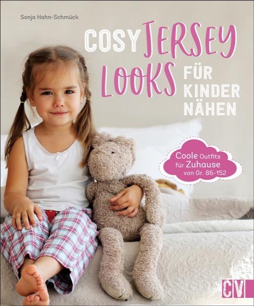 Cosy Jersey-Looks für Kinder nähen thumbnail