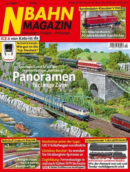 N-Bahn Magazin 04/19