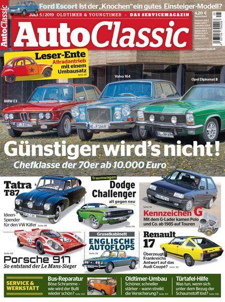 Auto Classic 05/19