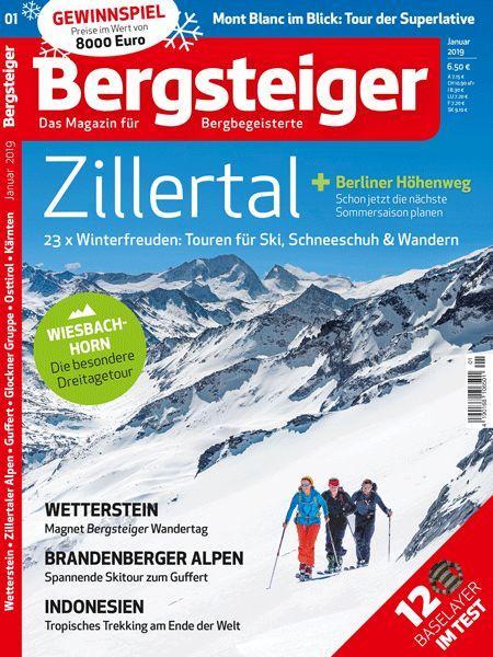 Bergsteiger 01/19