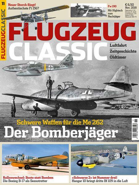 Flugzeug Classic 11/18