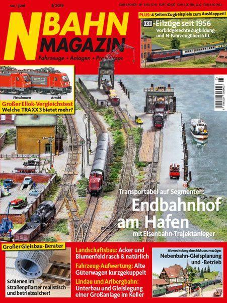 N-Bahn Magazin 03/19