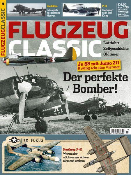 Flugzeug Classic 04/19