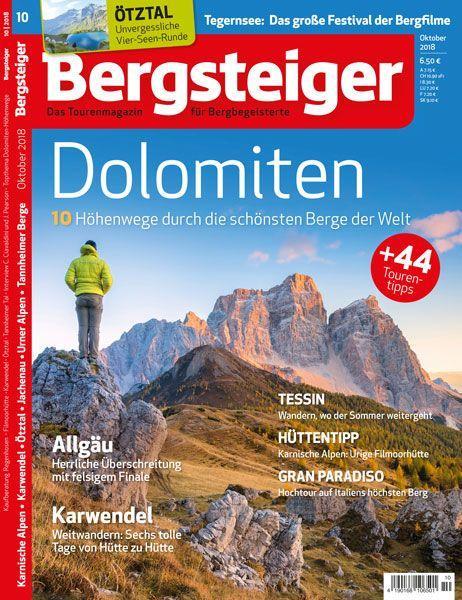 Bergsteiger 10/18