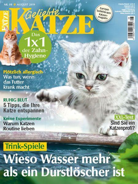 Geliebte Katze 08/19