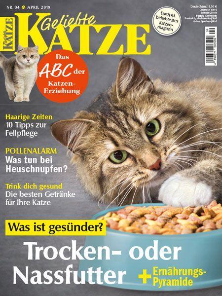 Geliebte Katze 04/19