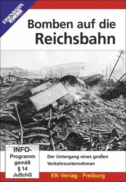 Bomben auf die Reichsbahn (DVD)