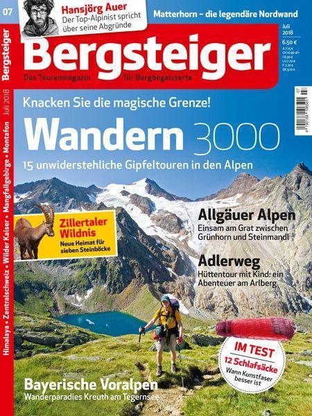 Bergsteiger 07/18