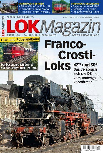 Lok Magazin 07/19