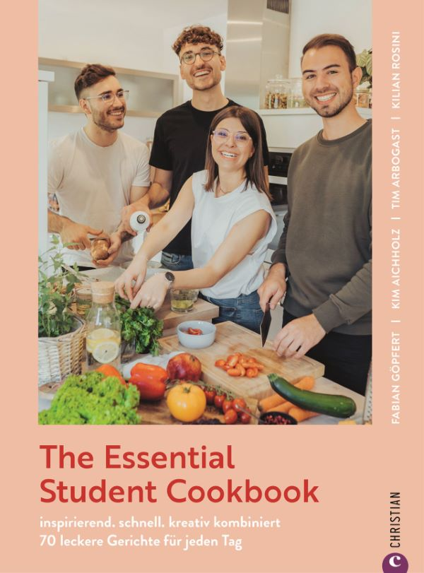 The Essential Student Cookbook thumbnail