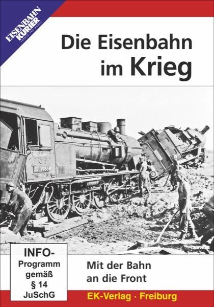 Die Eisenbahn im Krieg (DVD)