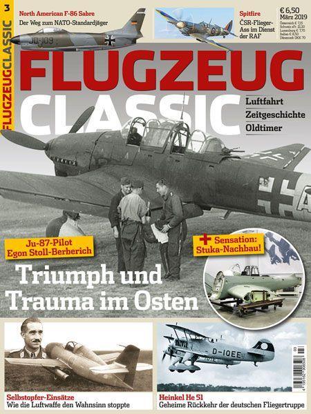 Flugzeug Classic 03/19