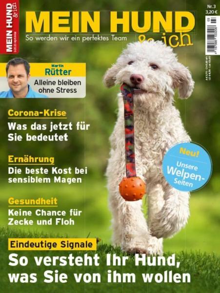 Mein Hund & ich 03/20