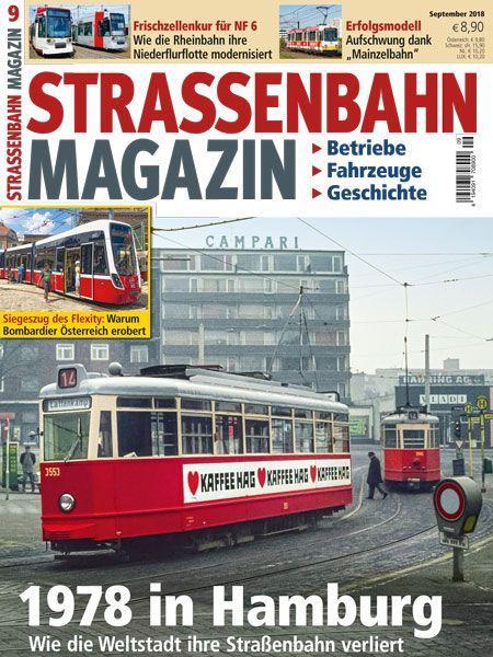 Straßenbahn Magazin 09/18