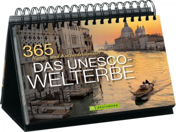 Tischaufsteller Das UNESCO-Welterbe