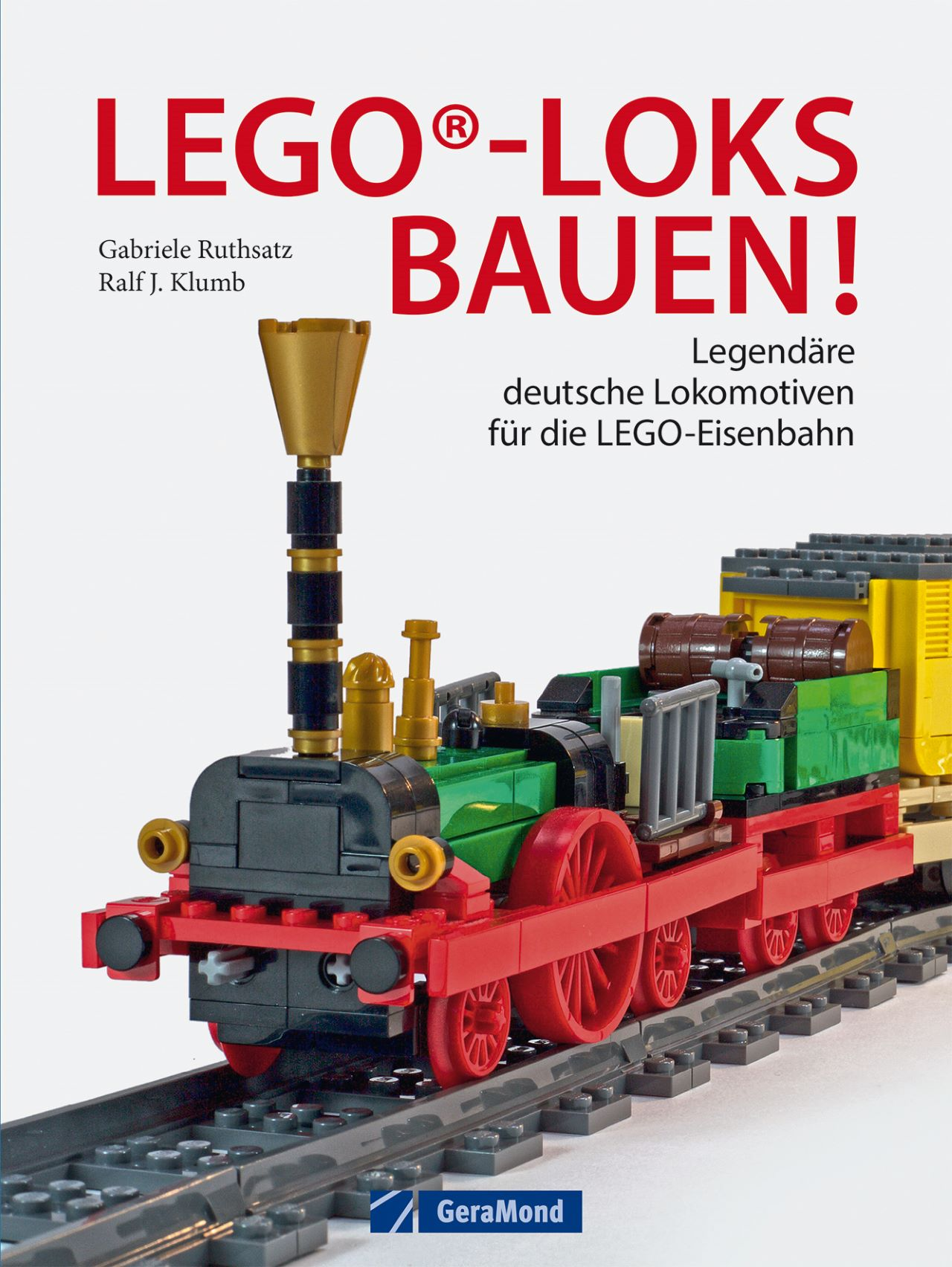 LEGO®-Loks bauen! thumbnail