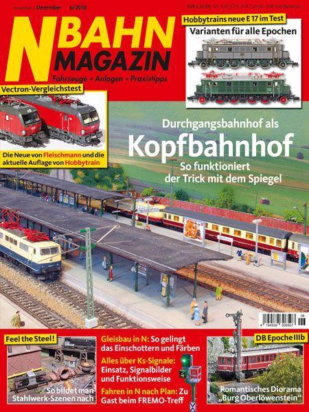 N-Bahn Magazin 06/18