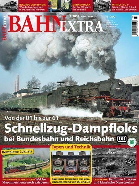 Bahn Extra 02/18
