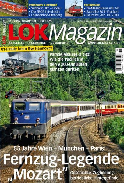 Lok Magazin 11/19
