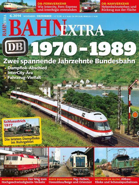 BAHN EXTRA 06/14