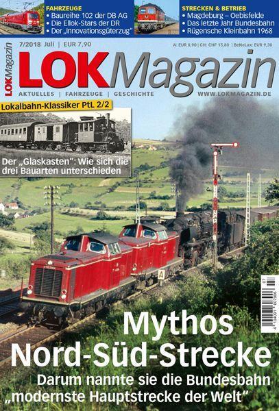 Lok Magazin 07/18
