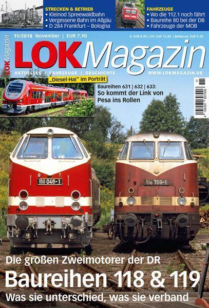Lok Magazin 11/18