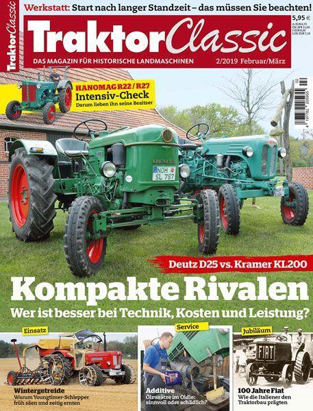 Traktor Classic 02/19