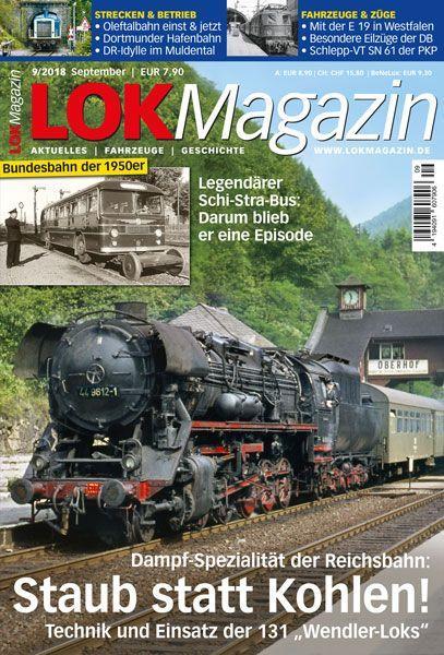 Lok Magazin 09/18