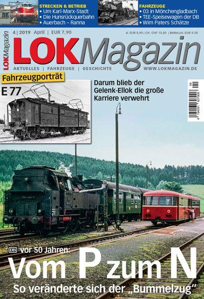 Lok Magazin 04/19