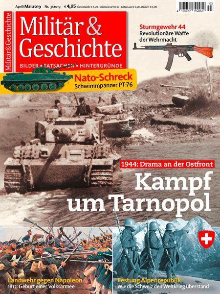 Militär & Geschichte 03/19