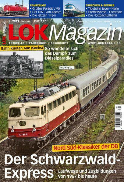 Lok Magazin 01/19