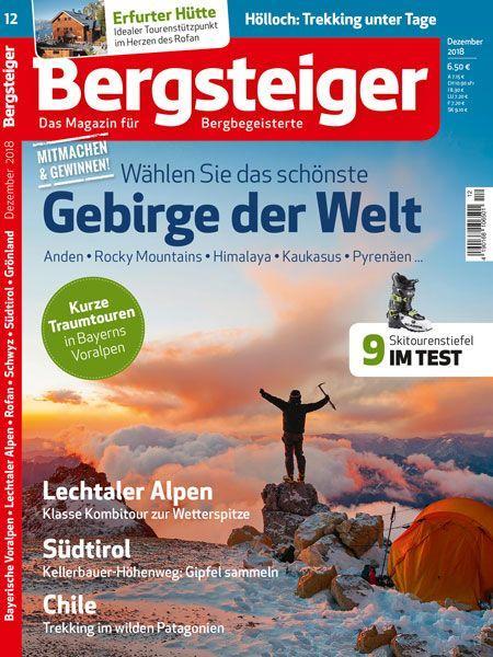 Bergsteiger 12/18