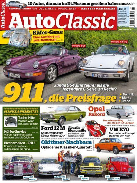 Auto Classic 06/19