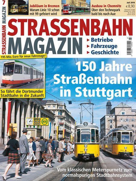 Straßenbahn Magazin 07/18